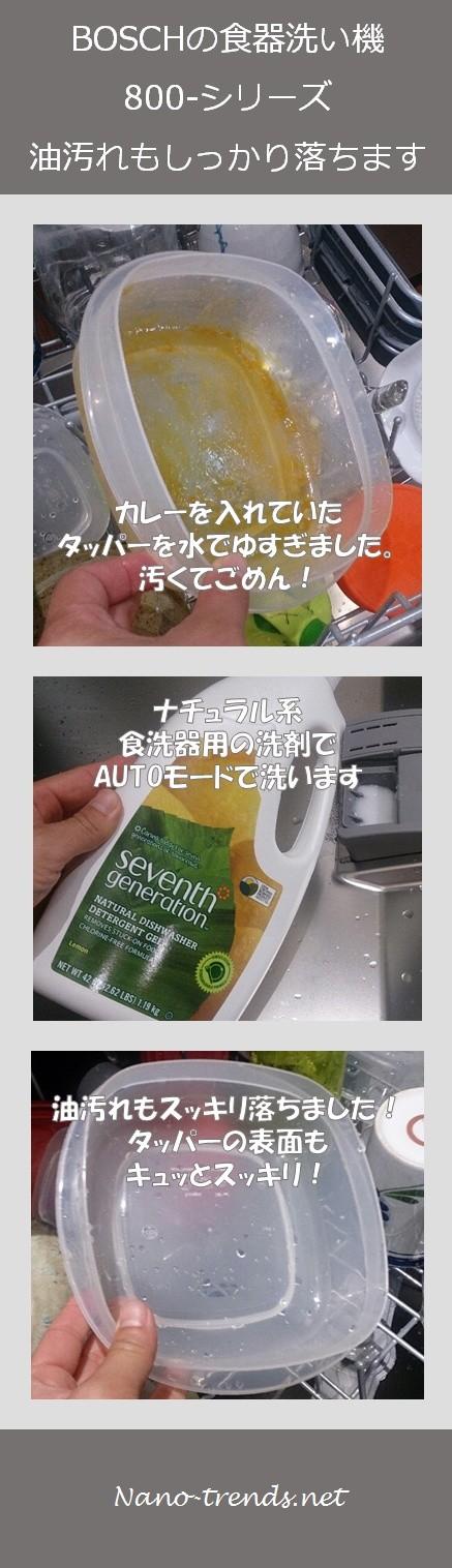 ボッシュ食器洗い機レビュー