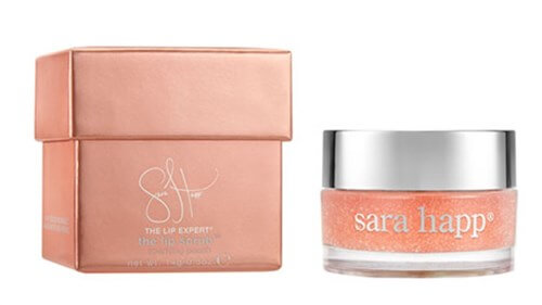 アメリカで買うお土産やギフトアイデア。Sara Happ - The Llip scrub