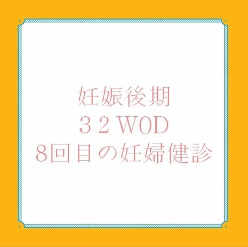 アメリカ出産体験記、32W0D妊婦健診