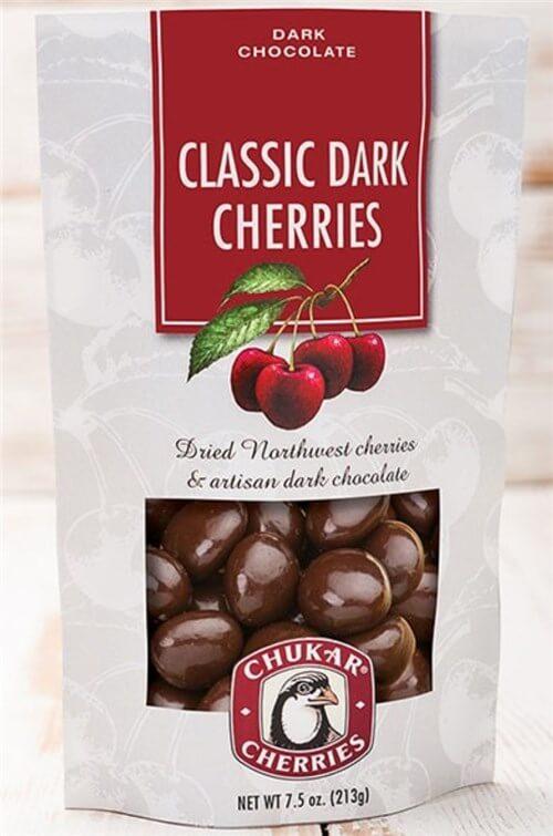アメリカで買う女性向けギフトアイデア。Chukar Cherryのチョコレート