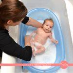 海外の赤ちゃんのお風呂の入れ方