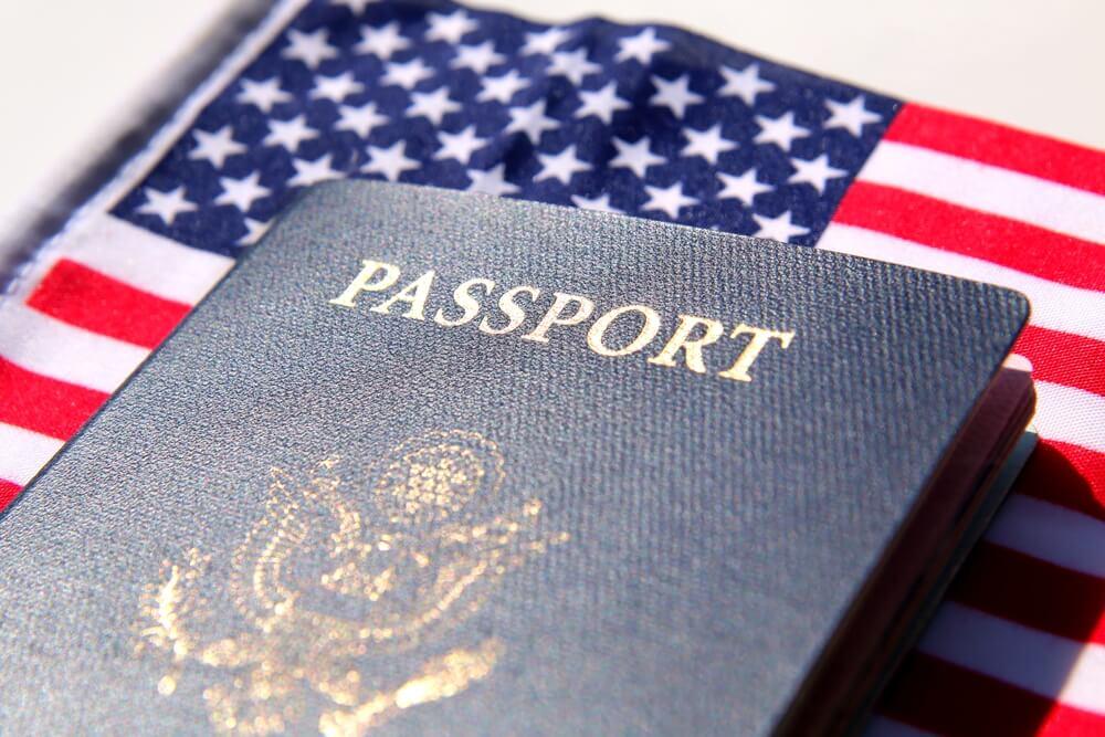 アメリカで生まれた赤ちゃんのパスポート