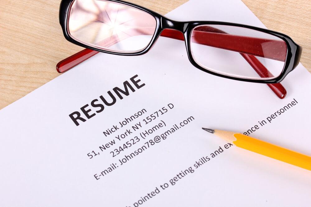 アメリカで就職活動をする英語の履歴書