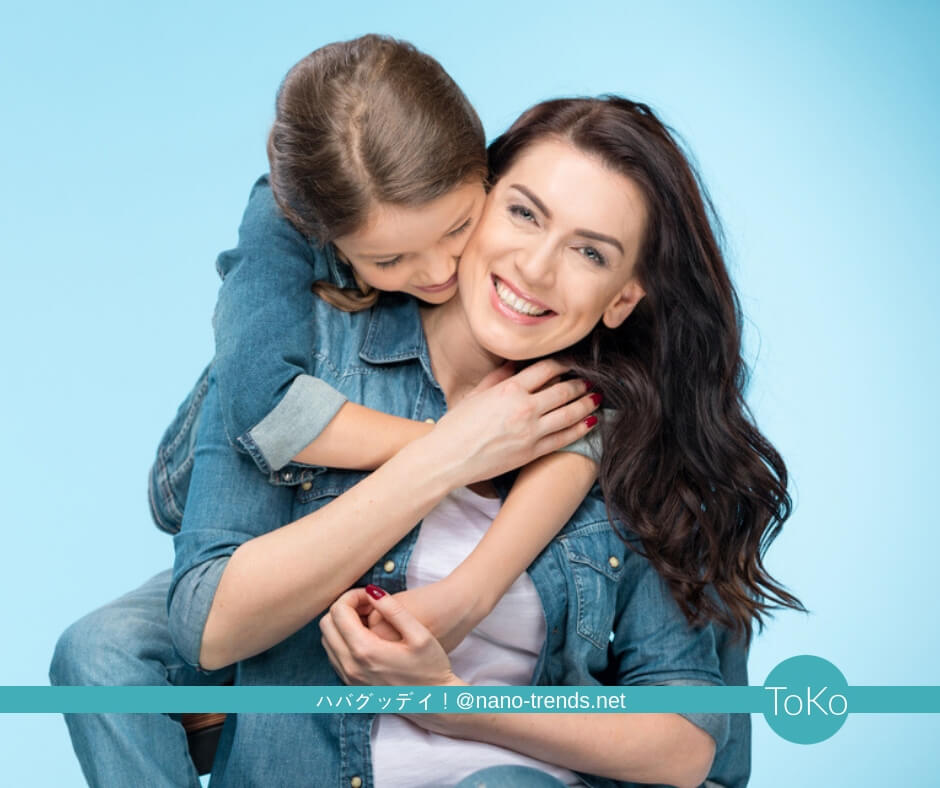 アメリカで共働きと子育てを両立している女性