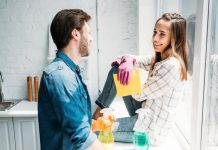 共働き家庭の掃除スケジュール表の作り方