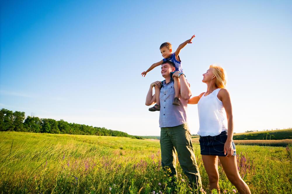 やりたいこと100夢リストがかなっている家族
